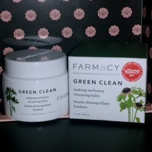 Farmacy Green Clean Makeup Melting Cleansing Balm